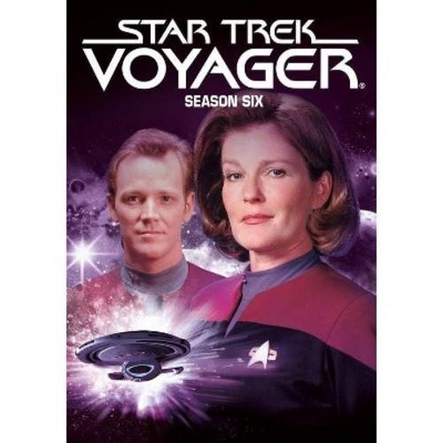 Star Trek:Voyager Season Six (DVD)