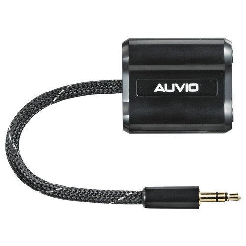 Gold Plated Stereo Headphone Splitter