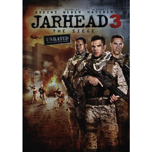 Jarhead 3: The Siege [Blu-ray] [DVD] [2016]