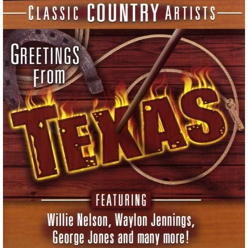 Greetings from Texas [2005] [CD]