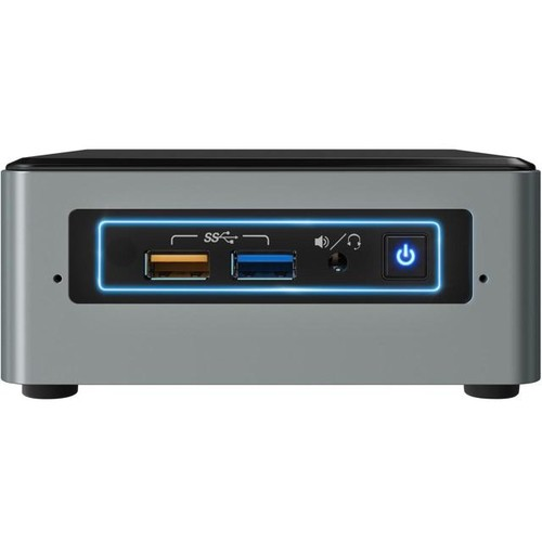 Intel NUC (Next Unit of Computing) BOXNUC6CAYH Barebone Systems - Mini / Booksize