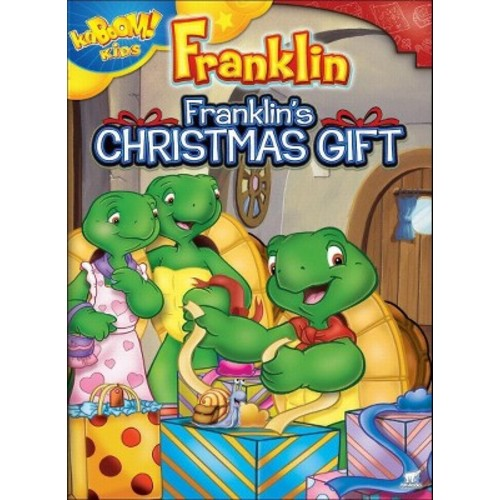 Franklin: Franklin's Christmas Gift (dvd_video)