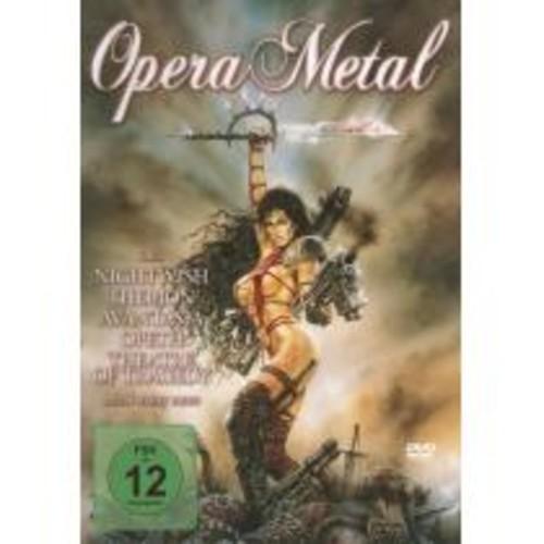 Opera Metal [DVD]