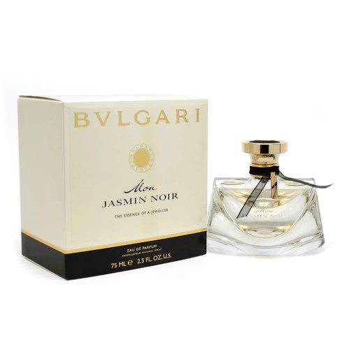 Mon Jasmin Noir Eau De Parfum Spray by Bvlgari - 12961435006