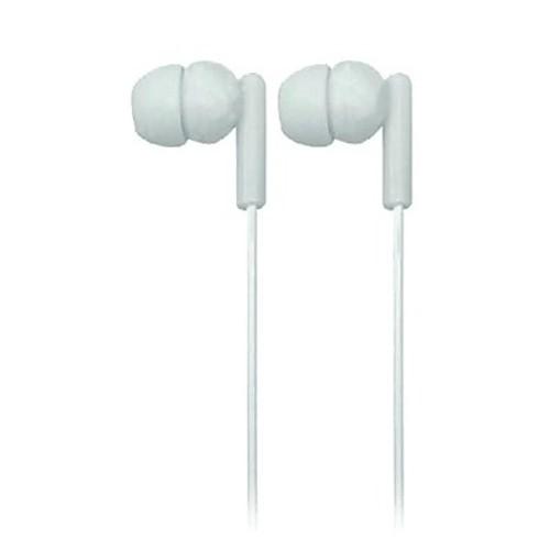 Naxa ne-938-wht Stereo Earphones, White