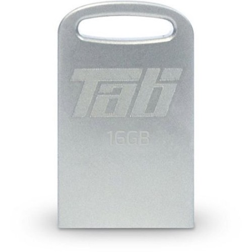 Patriot 16GB Tab Series Micro-sized USB 3.0 Flash Drive With Up To 80MB/sec & Metal Housing - PSF16GTAB3USB [16GB]