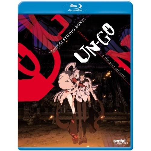 Un-Go: Complete Collection [2 Discs] [Blu-ray]