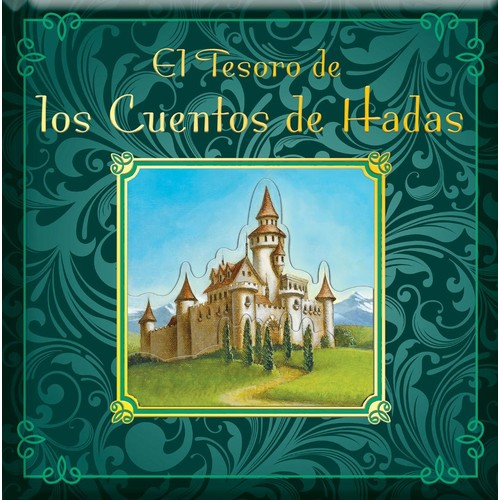 Treasury Fairy Tales Spanish Book