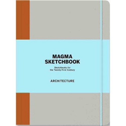 Magma Sketchbook: Architecture (Notebook / blank book)