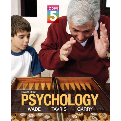 Psychology with DSM5 Update, Books a la Carte Edition Plus MyPsychLab with Pearson eText / Edition 11