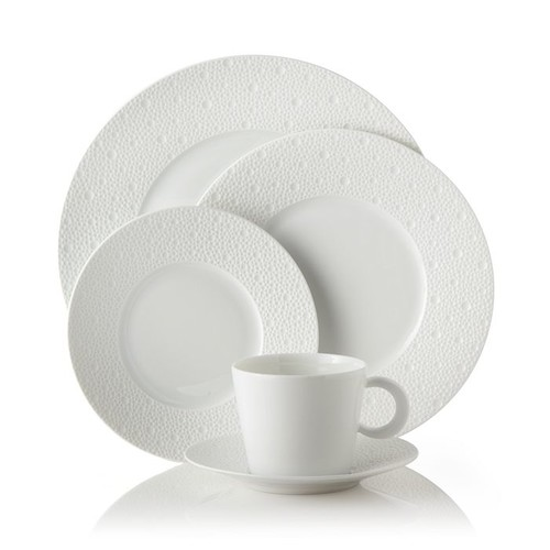 Ecume White Candy Dish