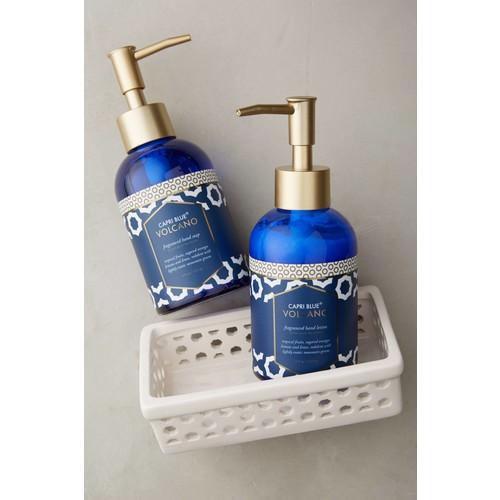 Capri Blue Volcano Hand Soap & Lotion Caddy [REGULAR]