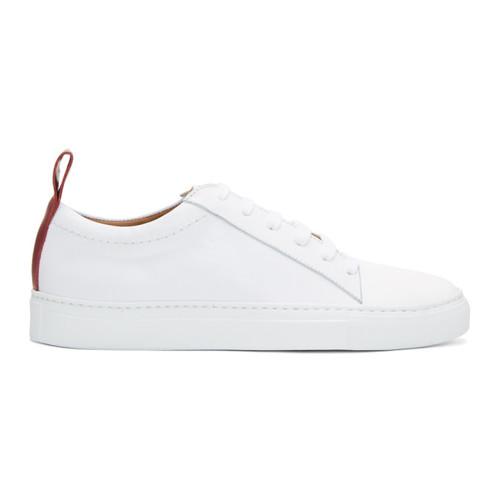 JOSEPH White Murray Sneakers