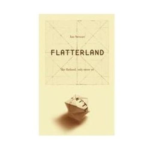 Flatterland : Like Flatland, Only More So (Paperback)