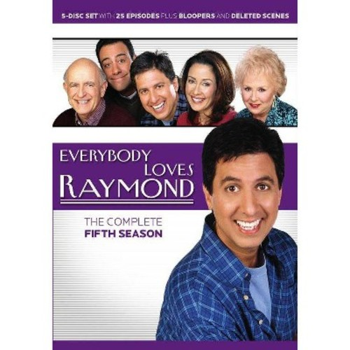 Everybody Loves Raymond: The Complete Fifth Season [5 Discs] [DVD]