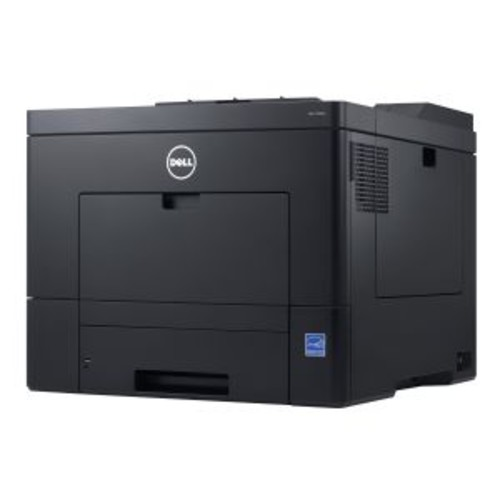 Dell Color Laser Printer C2660dn - Printer - color - Duplex - laser - A4/Legal - 600 x 600 dpi - up to 28 ppm (mono) / up to 28 ppm