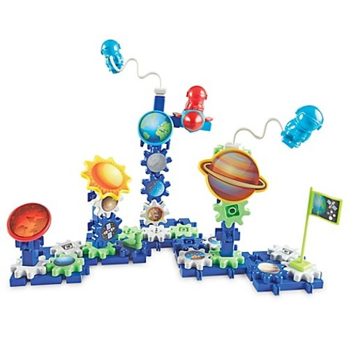 Learning Resources Gears! Space Explorer Set