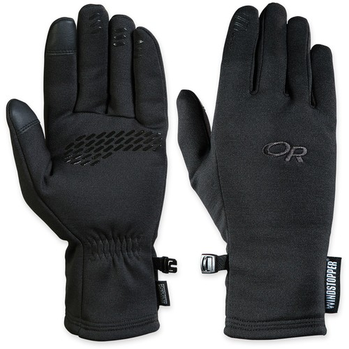 Outdoor Research Men's Backstop Sensor Gloves [Black-001,Medium]