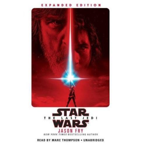 Last Jedi (Unabridged) (CD/Spoken Word) (Jason Fry)