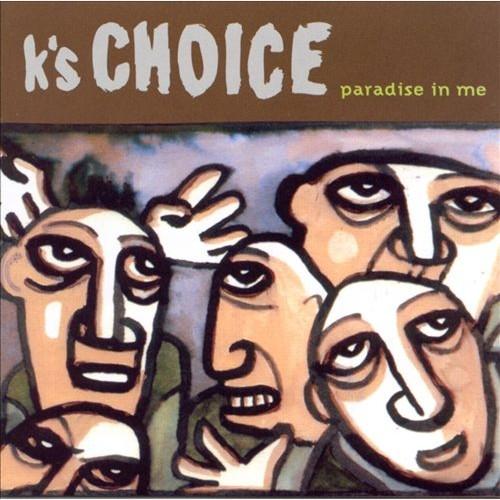 Paradise in Me [LP] - VINYL