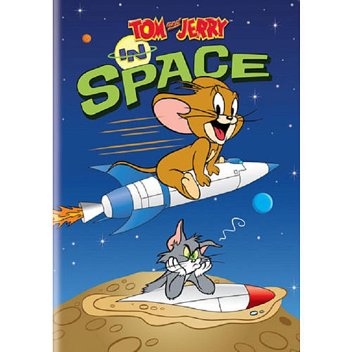 Tom and Jerry in Space DVD