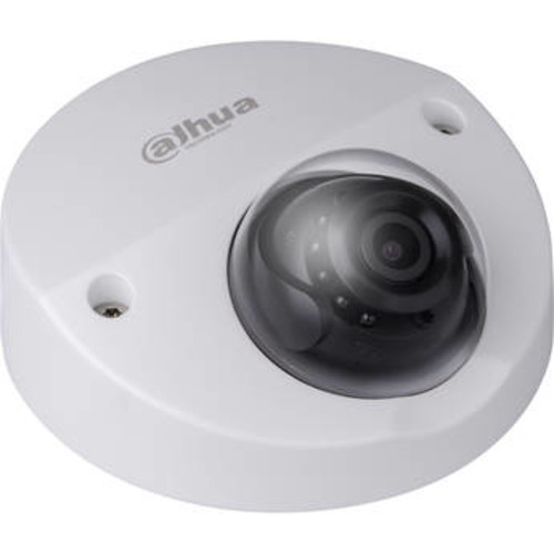 Pro Series 2MP Outdoor Vandal-Resistant Network Mini Dome Camera with Night Vision & 6mm Fixed Lens