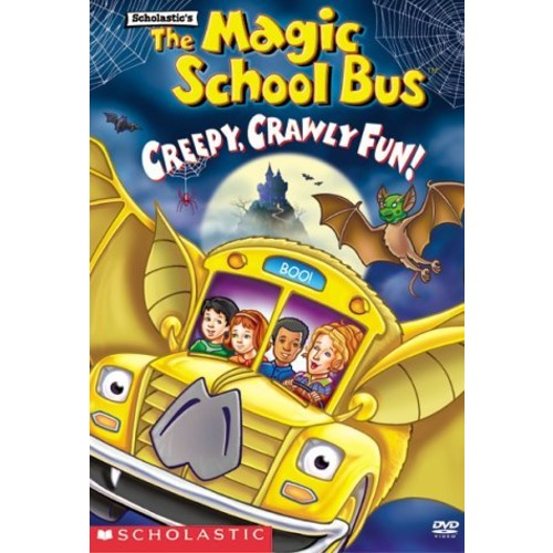 The Magic School Bus - Creepy, Crawly Fun!
