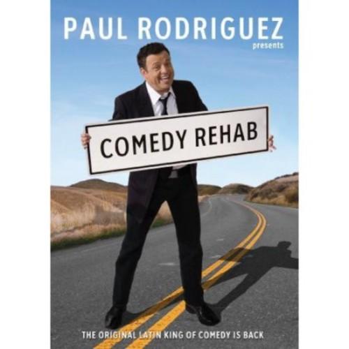 Paul Rodriguez: Comedy Rehab [DVD] [2009]