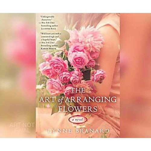 The Art of Arranging Flowers (Unabridged) (Compact Disc)