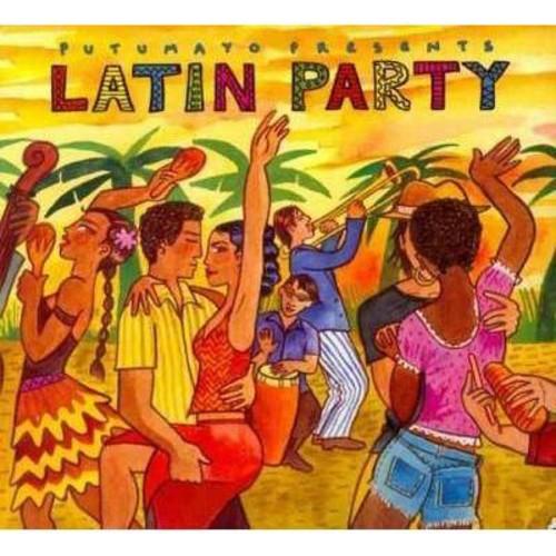 Putumayo Presents: Latin Party [CD]