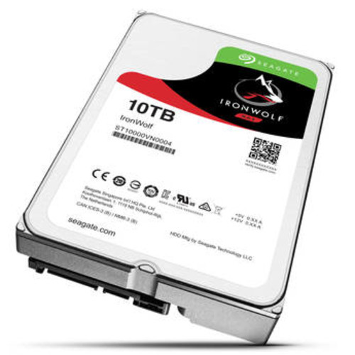 10TB IronWolf 7200 rpm SATA III 3.5