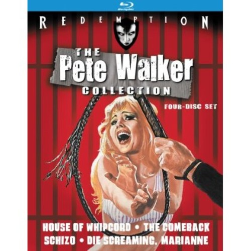 The Pete Walker Collection (Blu-ray Disc)