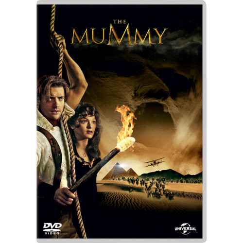 The Mummy (1999) DVD