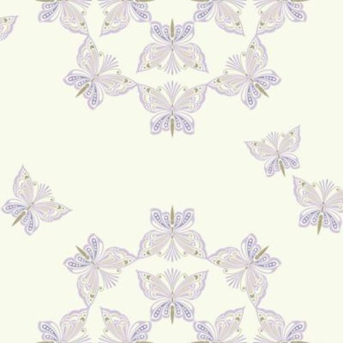 York Wallcoverings Waverly Kids Ipanema Wallpaper