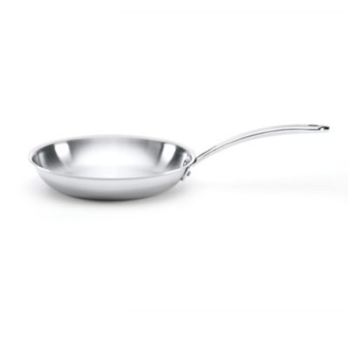 The French Chefs 5-Ply Stainless Steel 10-Inch Fry Pan