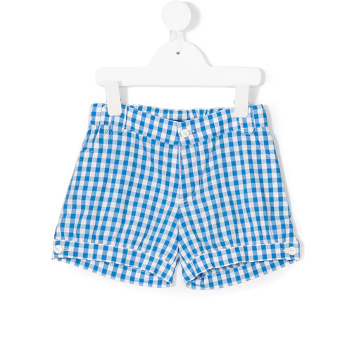Small gingham cute shorts