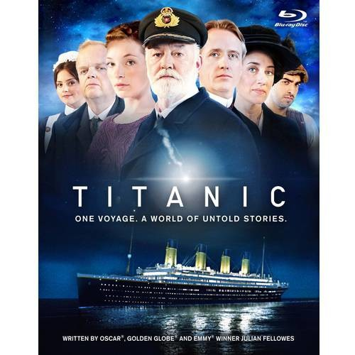 Titanic [Blu-ray]: Toby Jones, Linus Roache, Geraldine Somerville, Maria Doyle Kennedy, Jon Jones, Julian Fellowes: Movies & TV