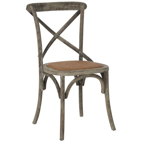 Safavieh American Home Franklin X Back Side Chairs