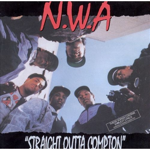 Straight Outta Compton Explicit Lyrics