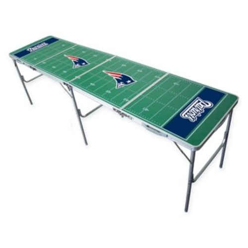 NFL New England Patriots Tailgate Table