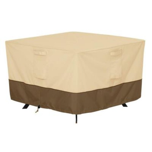 Classic Accessories Veranda Medium Square Patio Table Cover