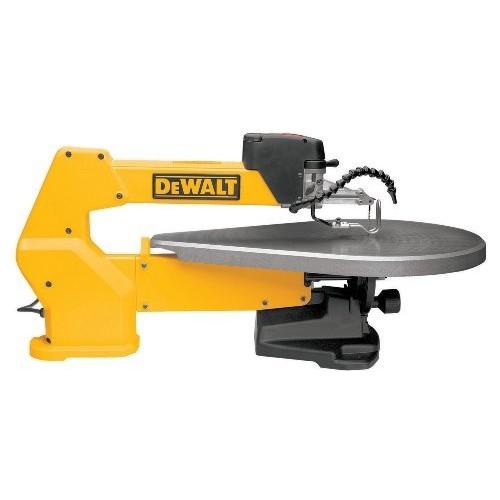 DEWALT DW788 1.3 Amp 20-Inch Variable-Speed Scroll Saw
