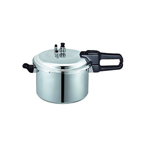 Brentwood BPC-112 9.0 Liter Pressure Cooker; Aluminum