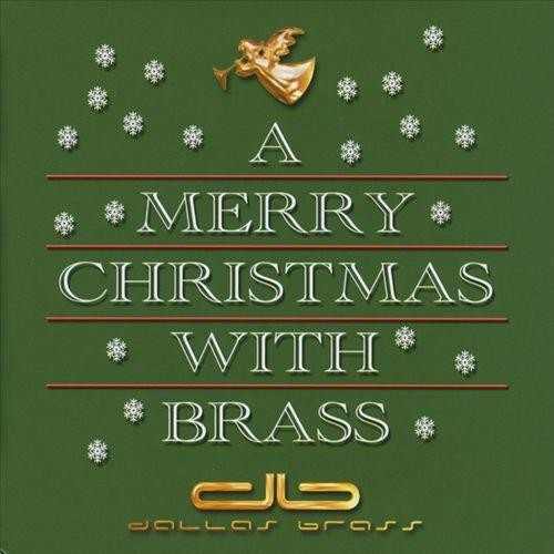 Merry Christmas with Brass [CD]