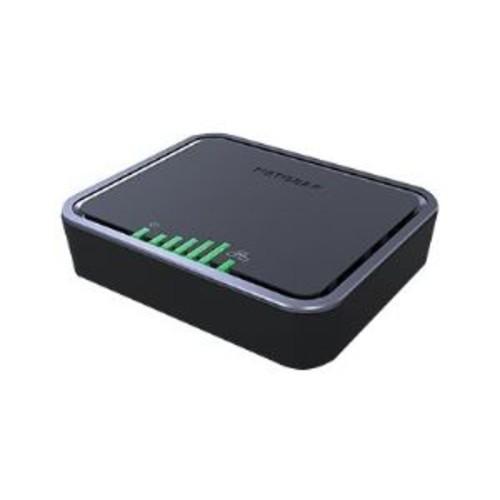 NETGEAR LB2120 - Wireless cellular modem - 4G LTE - Gigabit Ethernet - 150 Mbps - digital ports: 2