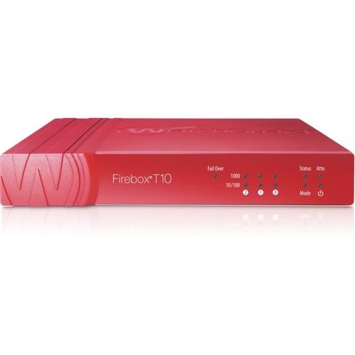 WatchGuard WGT10000-US Firebox T10 Network Security Firewall Appliance