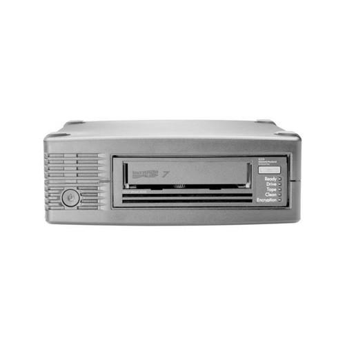 HP BB874A E Storeever Lto-7 Ultrium 15000 - Tape Drive - Lto Ultrium ( 6 Tb / 15 Tb ) - Ultrium 7 - Sas-2 - External - Encryption