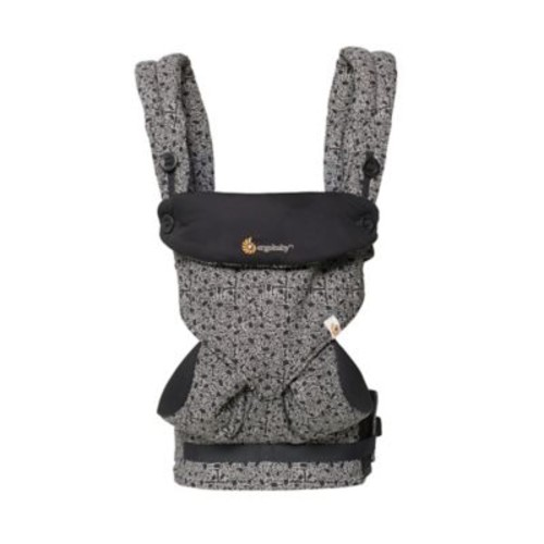 Ergobaby Keith Haring Four-Position 360 Baby Carrier in Black