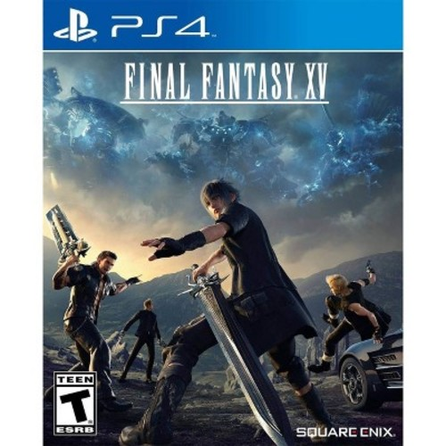 Final Fantasy XV PRE-OWNED - PlayStation 4