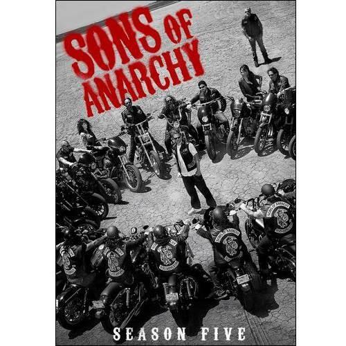 Sons of Anarchy: Season 5 [4 Discs] [DVD]